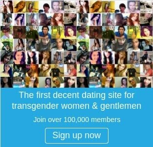 More than 100000 trans joining the dating website