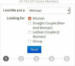 how to register on Lesbian Personals in the USA, UK ...