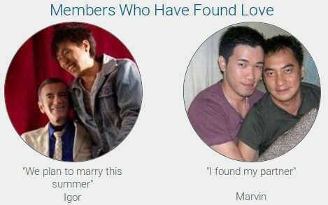 Testimonials and reviews about men who found love on gaycupid.com
