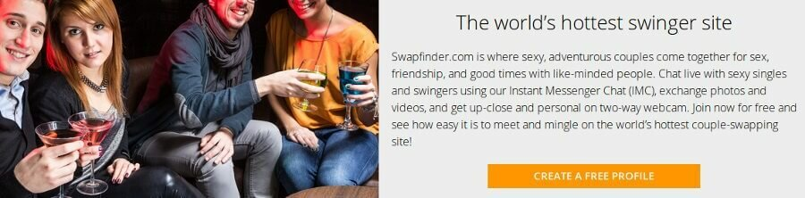 Swapfinder reviews, description, price of the dating site